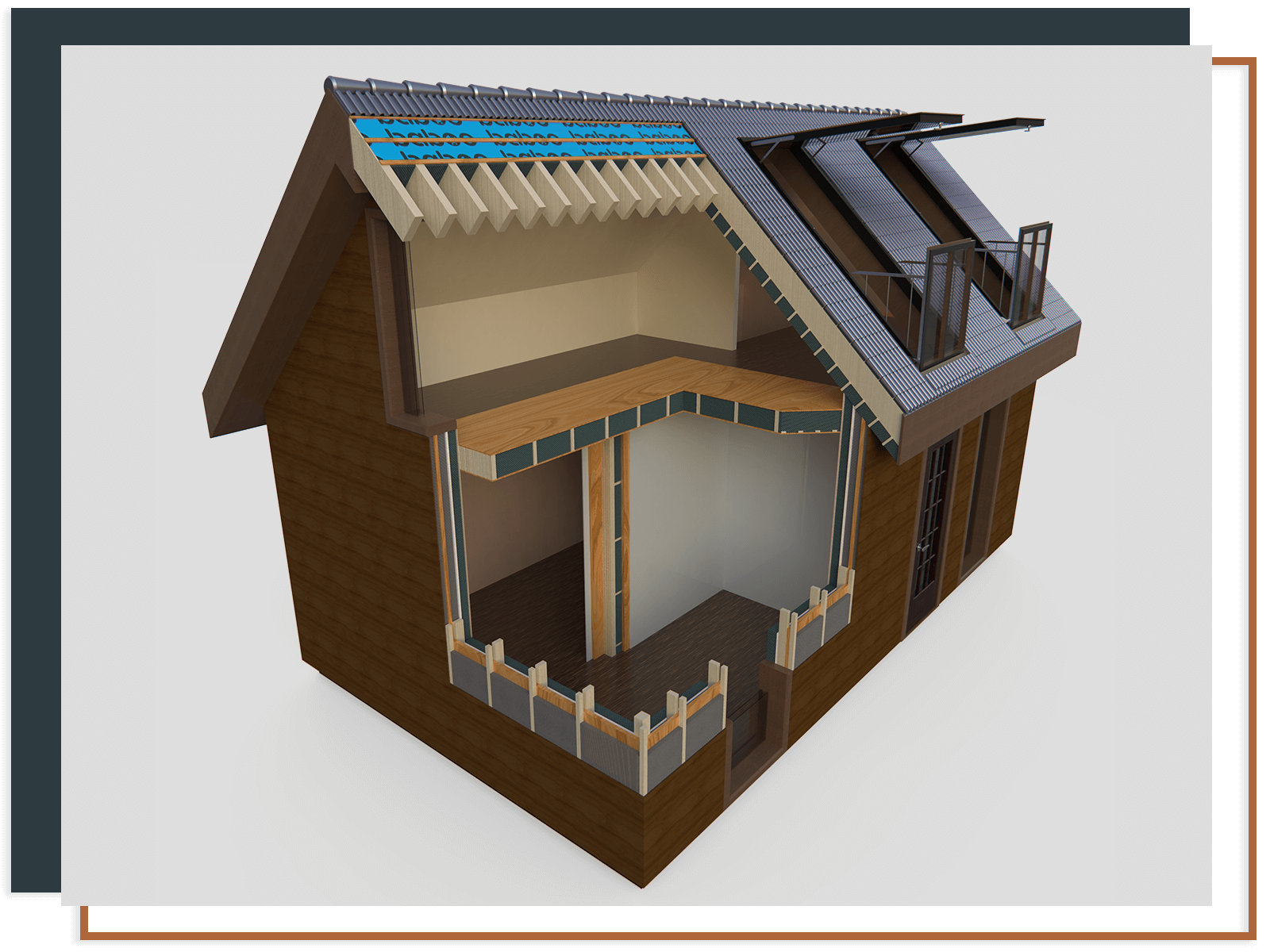 Konstrukcija kuća - Vramar Home